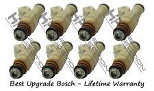 Rebuilt Genuine Bosch 36lb/hr Upgrade Fuel Injector Set LS1 LT1 Ford GM Warranty