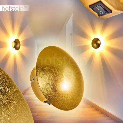 Licht Effekt Wand Lampen Schalter Gold Wohn Schlaf Zimmer Leuchten Flur Treppen