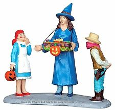 Lemax 52310 SWEET TREATS Spooky Town Figurine Halloween Decor Figure I