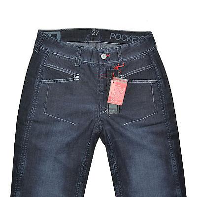 Importato Dall'Estero Marithe Francois Girbaud Jeans Pockextell Stretch 27 Flared Jeans Pants Sconto Complessivo Della Vendita 50-70%
