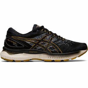 ASICS-1011A794-001-GEL-NIMBUS-22-KNIT-Black-Black-Men-039-s-Running-Shoes