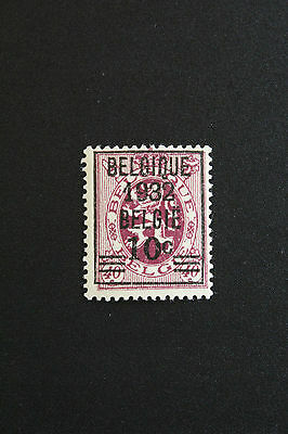 cyn15 Briefmarke Belgien Briefmarke Belgium Yvert Und N Tellier°333 N Verkaufsrabatt 50-70%