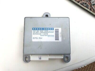 CITROEN C1 PEUGEOT 107 TOYOTA AYGO POWER STEERING ECU MODULE 89650-0H020