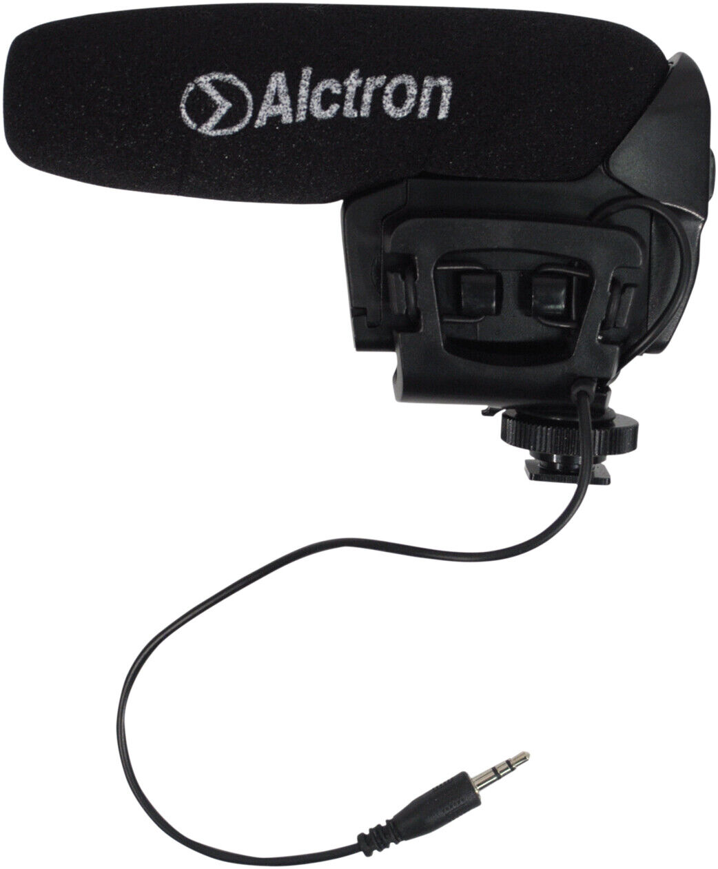 Alctron Broadcast Live Recording Video Microphone, Professional 3 positions