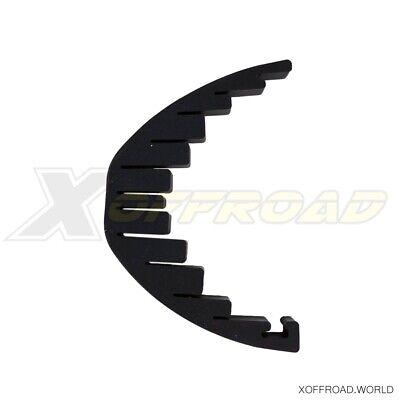 Doble Fila XOKT018 Xoffroad Protectores de ruidos barra LED 6 piezas