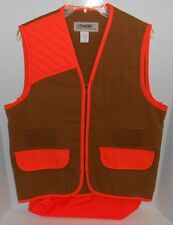 Ranger We Help You Get Lost In The Woods Orange Brown Hunting Large Vest New USA