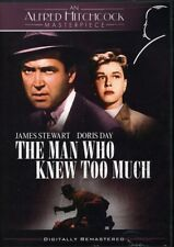 The Man Who Knew Too Much (DVD, 2006, Anamorphic Widescreen)