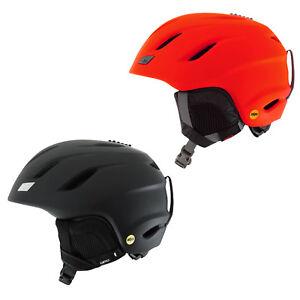 Giro-Nine-Mips-herren-skihelm-Casco-de-Snowboard-los-deportes-invierno