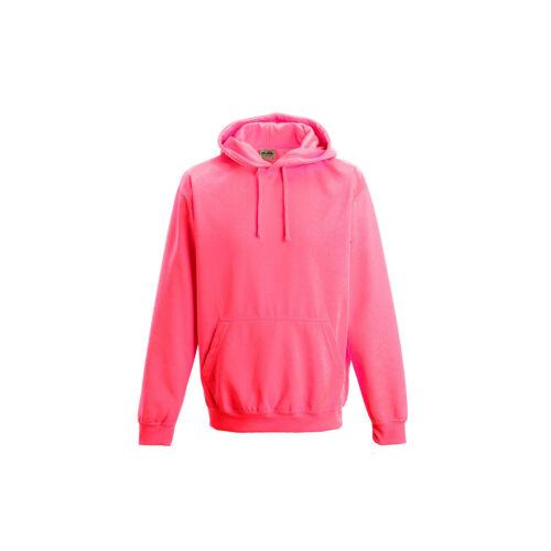 New Awdis Electric Hoodie Long Sleeved Drop Shoulder Mens Womens Hooded Jumper