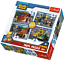 Trefl-4in1-Jigsaw-Puzzles-35-48-54-70-Pc-Cartoon-Super-Hero-Characters-Boys-Girl thumbnail 6