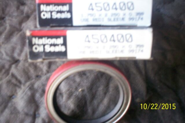 FEDERAL MOGUL OIL SEAL 470605 NEW