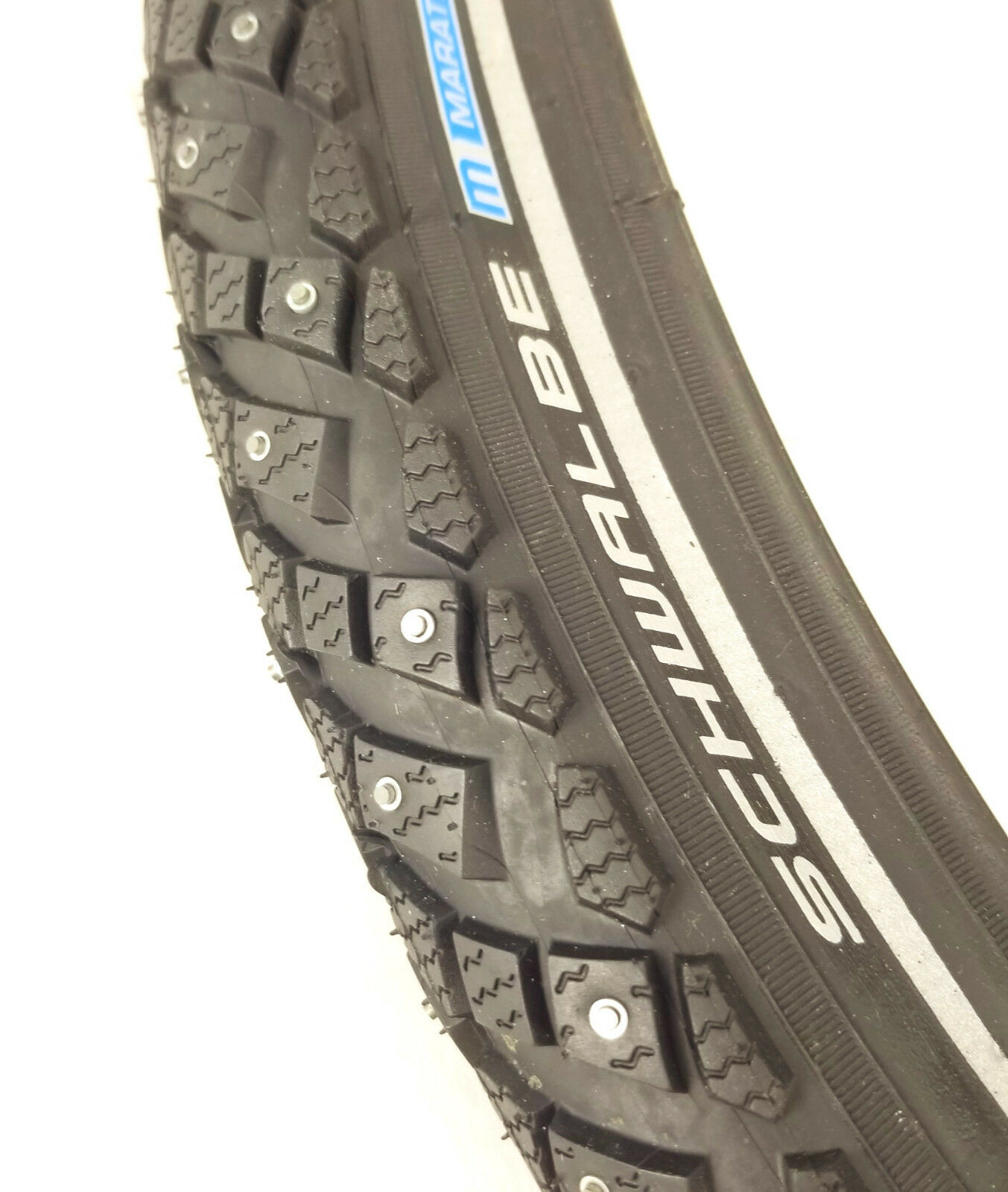 Schwalbe Marathon Winter Tire, 26x2.0  Wire w  Reflective Sidewall and RaceGuard  your satisfaction is our target