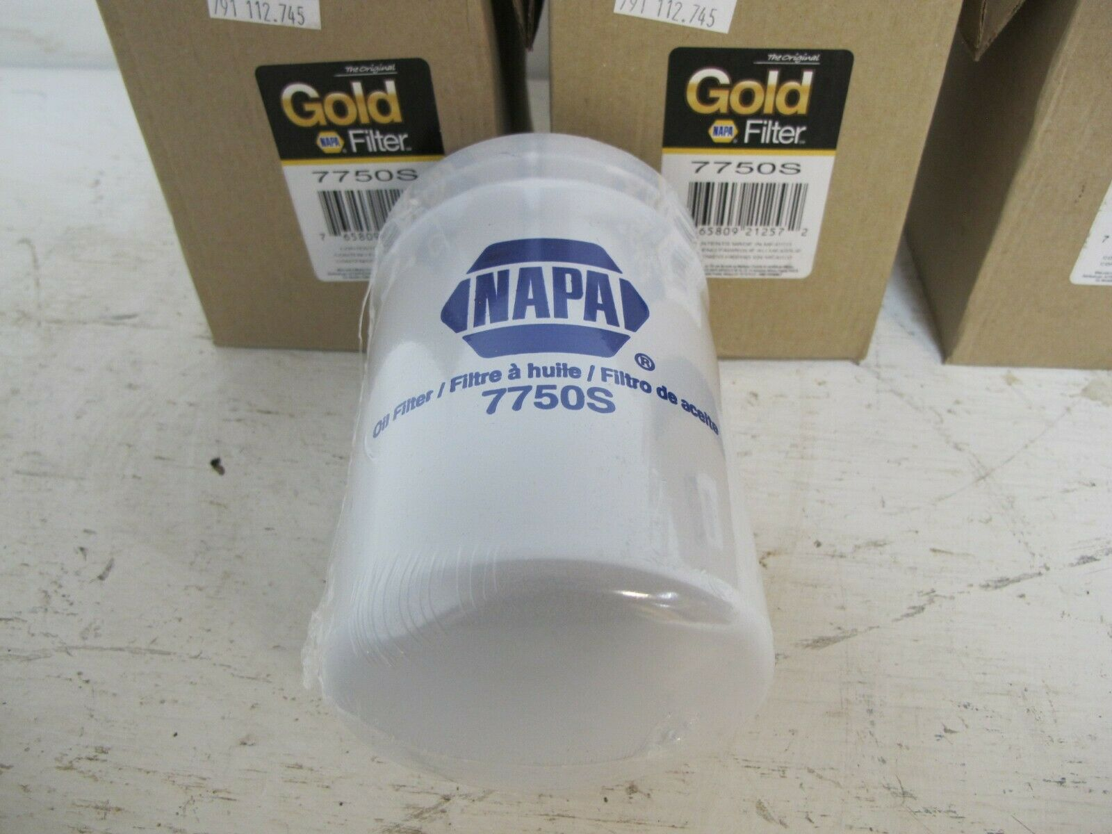 Killer Filter Replacement for NAPA GOLD 7750 Pack of 3