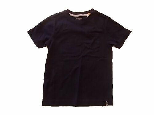 NWT Boy/'s Gymboree navy blue gray ivory short sleeve shirt ~ 6 7 FREE SHIPPING