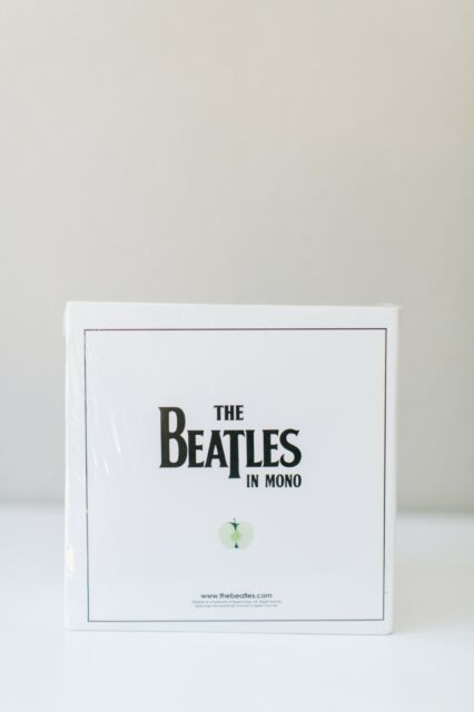 SEALED! The Beatles in Mono (Box Set CD, Sep-2009)