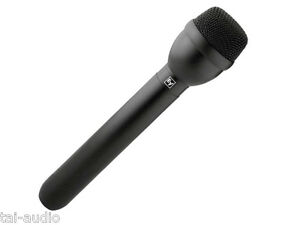 electrovoice ev re50 b omnidirectional dynamic handheld eng interview microphone 701001002924 ebay. Black Bedroom Furniture Sets. Home Design Ideas