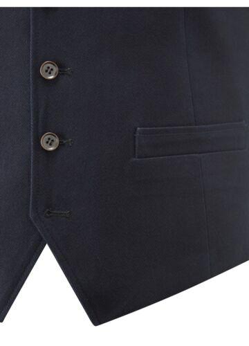 Skopes Casual Collezione Waistcoat Mens berwick Heritage In Smart Navy rwrqIBPdxf