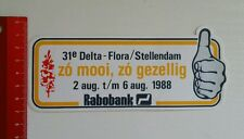 Aufkleber/Sticker: Rabobank (310616124)