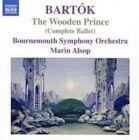 Bart¢k: The Wooden Prince (CD, Mar-2008, Naxos (Distributor))
