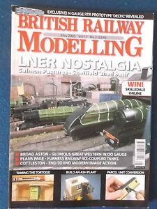 AgréAble British Railway Modelling Magazine - May 2009 - Vol 17 - No 2 AgréAble à GoûTer