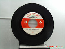 THE MONKEES -(45)- LAST TRAIN TO CLARKSVILLE / TAKE A GIANT STEP - COLGEMS- 1966