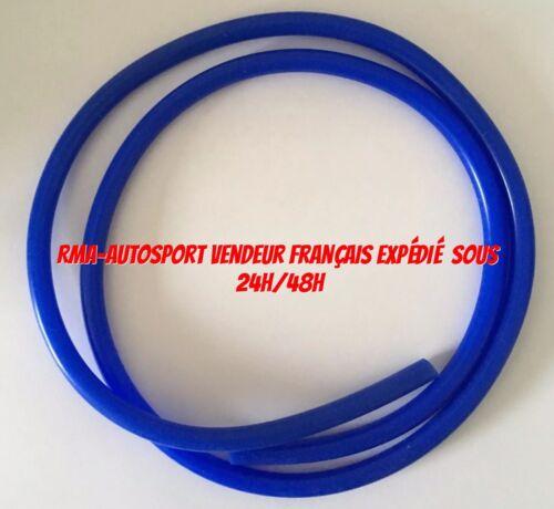 Durite Silicone De Dépression 3mm Longueur 3M Couleur Bleu