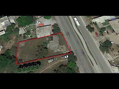 Terreno Comercial en Renta en Guadalupe  GSA