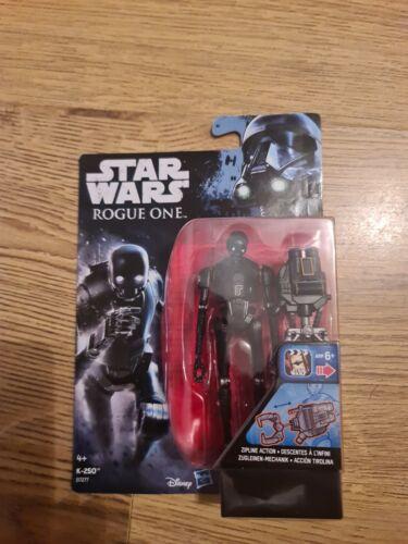 """STAR Wars K-2SO CON CABINA azione Rogue ONE 3.75/"""" da collezione figure"""
