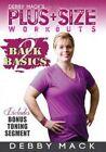 Debby Mack Plus Size Workouts Back 2 Basics Region 0 Worldwide DVD -