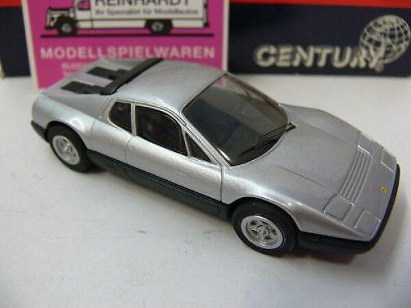 1 43 AMR Century  201 Ferrari 365 GT 4bb silbermetallic