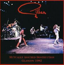Mutually Assured Destruction: Glasgow 1982 by Gillan (CD, Aug-2005, Angel Air)
