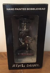 Rare Hollywood Collectibles Jeepers Creepers Bobblehead / Head Knocker (pas Neca)