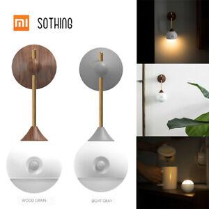 Xiaomi-Mijia-Sothing-Notturna-Luce-Lampada-Smart-IR-Movimento-Sensore-Ricarica