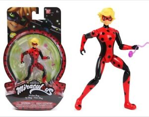 Miraculous-MISTER-BUG-14-cm-Figure-Toy-Doll-Bandai-Brand-New-FREE-Shipping