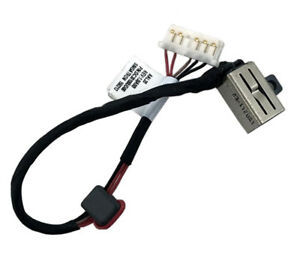 DC-POWER-JACK-HARNESS-CABLE-Dell-Inspiron-15-5000-Series-P51F-DC30100VV00-Socket