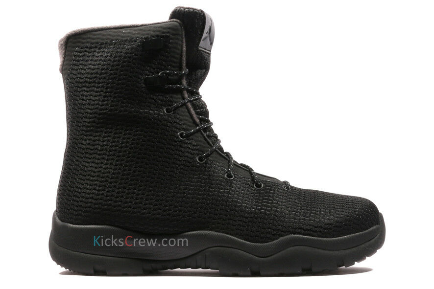 BRAND NEW!!!! NIKE JORDAN FUTURE BOOT BLACK MEN'S 854554-002 SZ 9