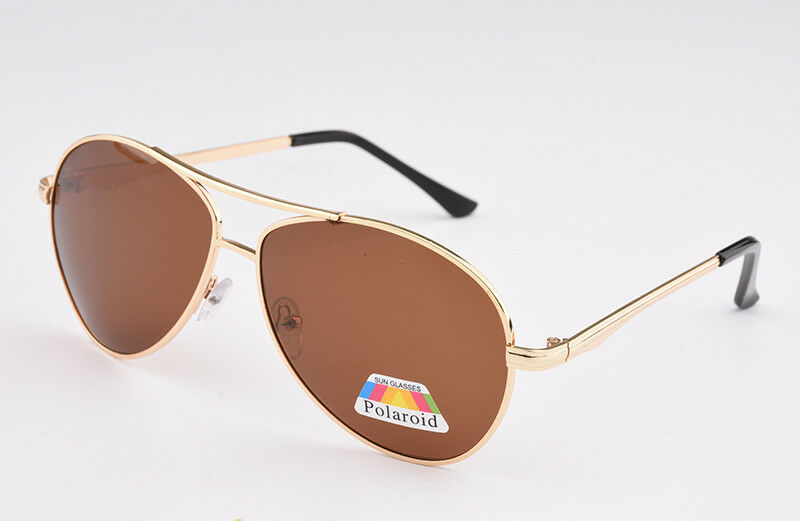 Aviator Sunglasses Men Polarized Driving Women Case Sports Mirrored Glasses Uv40