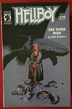 Hellboy: The Third Wish (2002) #2 - Comic - Mike Mignola - Dark Horse Comics