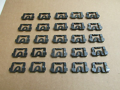 70-81 F-Body Front Windshield Window Glass Molding Clip Set
