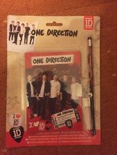 OFFICIAL 'One  Direction' SECRET DIARY WITH PADLOCK & KEYS, PENCIL - NEW