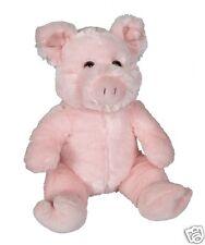 Ravensden Pig Plush Soft Toy Pink Cute 22cm FR067P