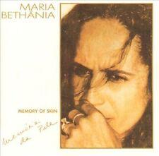 Memoria da Pele/Memory of Skin by Maria Bethƒnia (CD, Apr-1990, Verve)