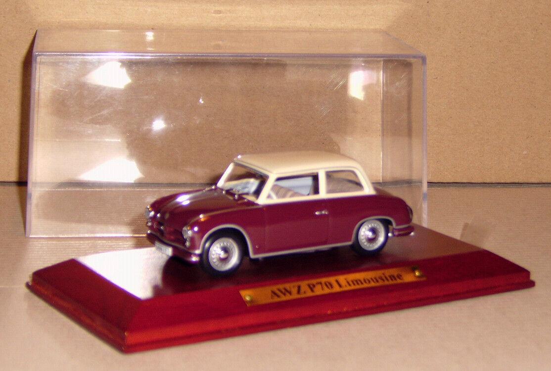 P70 P 70 70 70 Limousine  Atlas  1 43   Originalgetreu  sehr guter Zustand ohne OVP 63df62