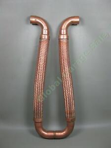 2-034-Metraflex-Braided-Copper-Metraloop-Thermal-Expansion-Joint-Loop-Pipe-F-Sweat