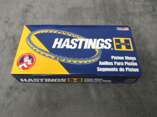 ".060/"" Pontiac 428 Bonneville Grand Prix Tempest Hastings Piston Rings 1967-69"