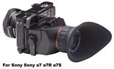 GGS Swivi S4 16:9 LCD Viewfinder Sony Sony a7 a7R a7S NEX-7 NEX-6 view finder