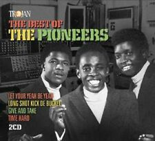 The Pioneers - Best of - New Double CD - Pre Order - 26th May