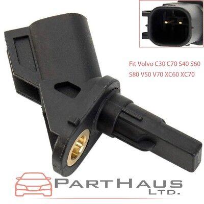 Front Wheel ABS Speed Sensor For Volvo C30 C70 S40 S60 S80 V50 V70 XC60 XC70