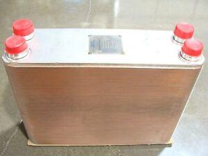 "New Alfa Laval CB-76 Brazed Plate Heat Exchanger CB76-150HTAW26 24x18x7.5"""