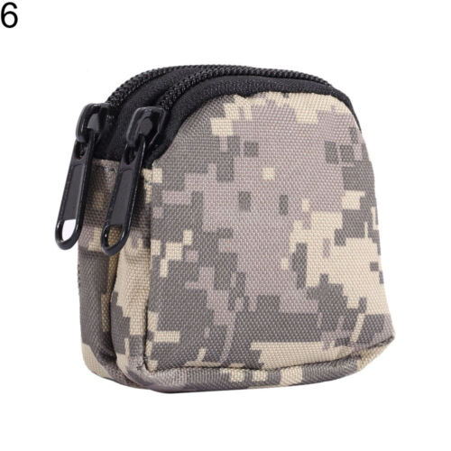 QUALITY TACTICAL WAIST BAG MILITARY KEY PURSES POUCH ORGANIZER CAMPING SMART
